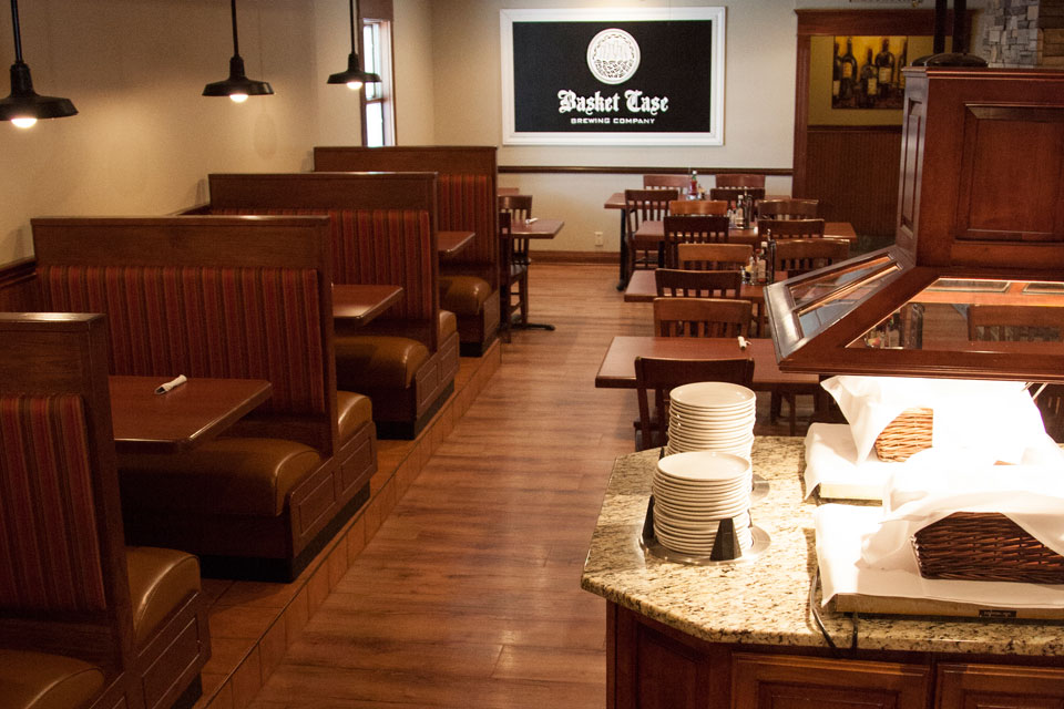 The Mill House Restaurant Interior
